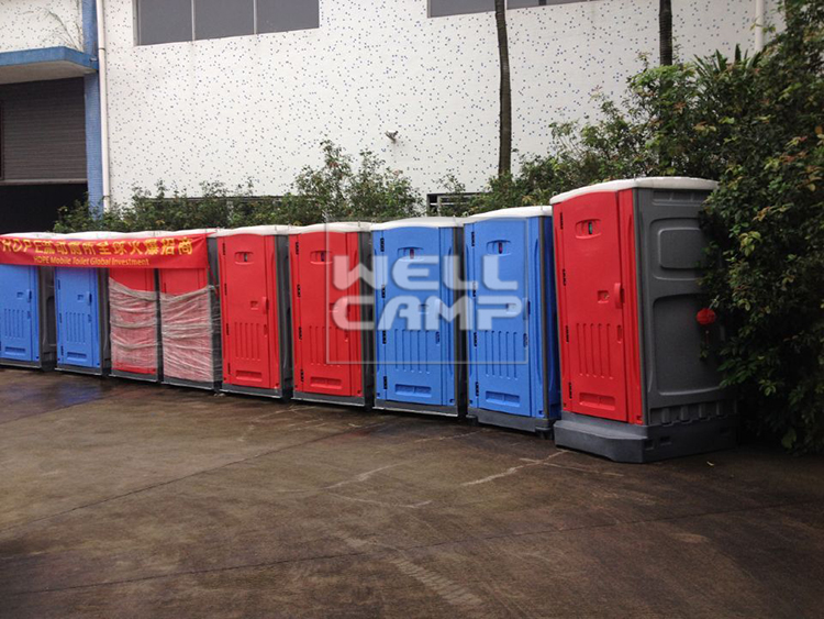 WELLCAMP, WELLCAMP prefab house, WELLCAMP container house-Best Prefabricated Toilet Units Frp Mobile-1