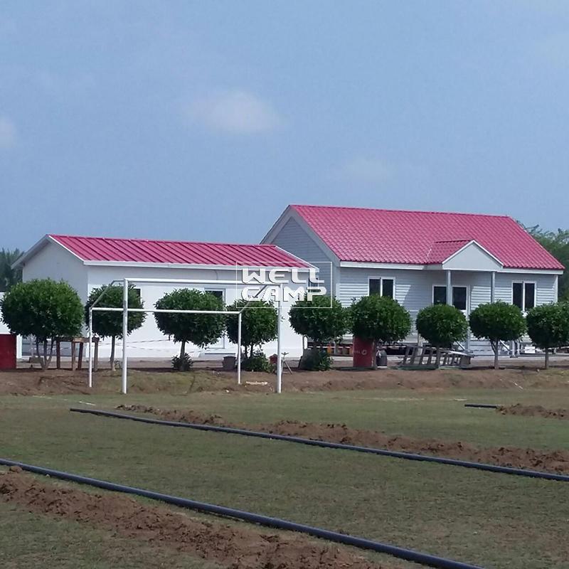 Custom modular house hotel cv6 cv2