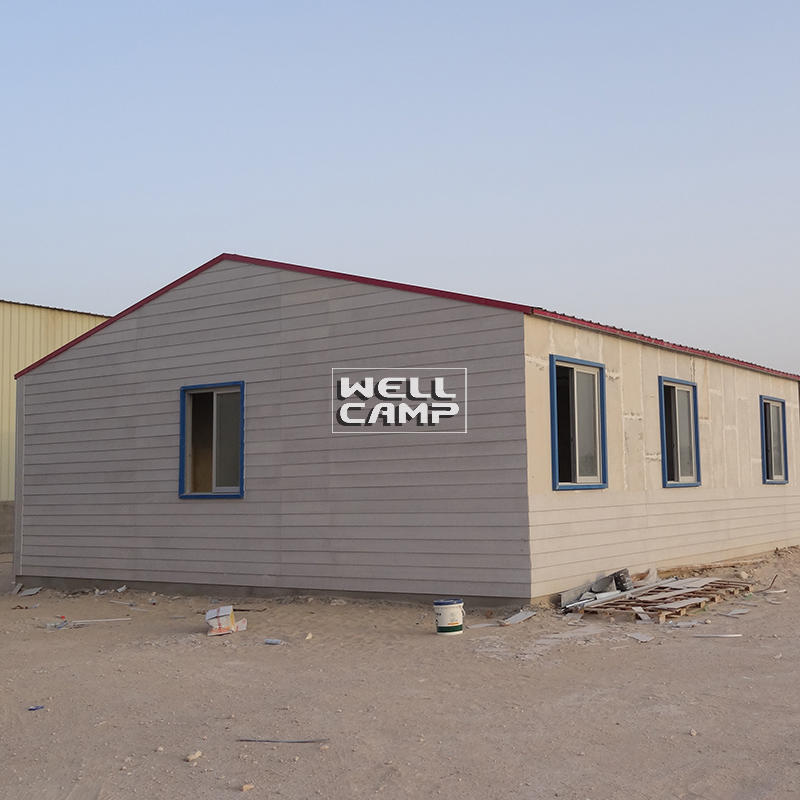 Custom eps Prefabricated Simple Villa s1 china luxurious prefab villa for sale