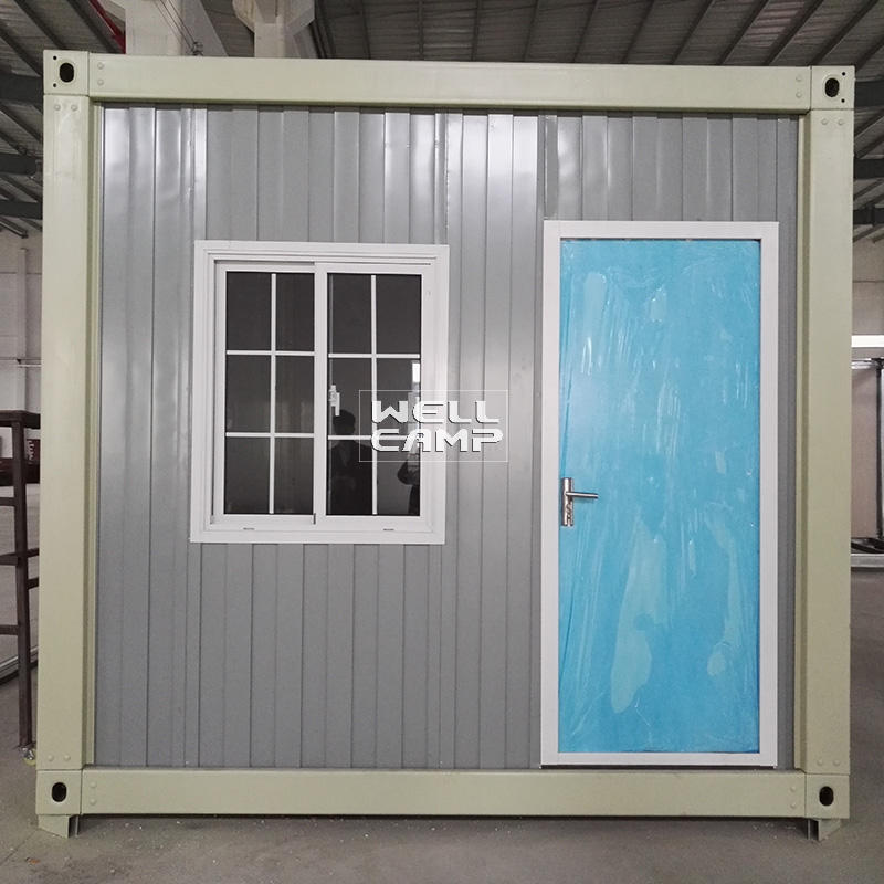OEM detachable container house c18 40gp modern container house