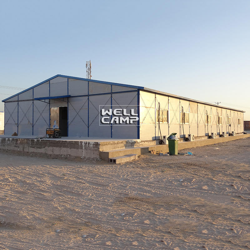 prefabricated houses china price uae recyclable customized