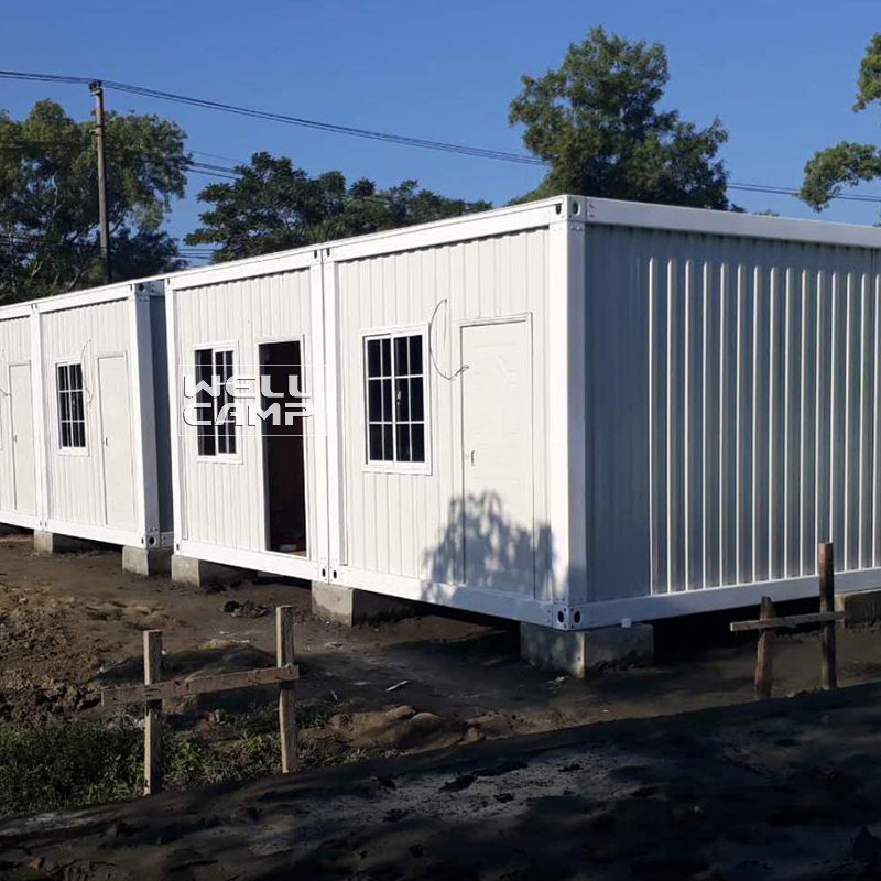 WELLCAMP, WELLCAMP prefab house, WELLCAMP container house-New Design Economic Prefabricated Containe-2