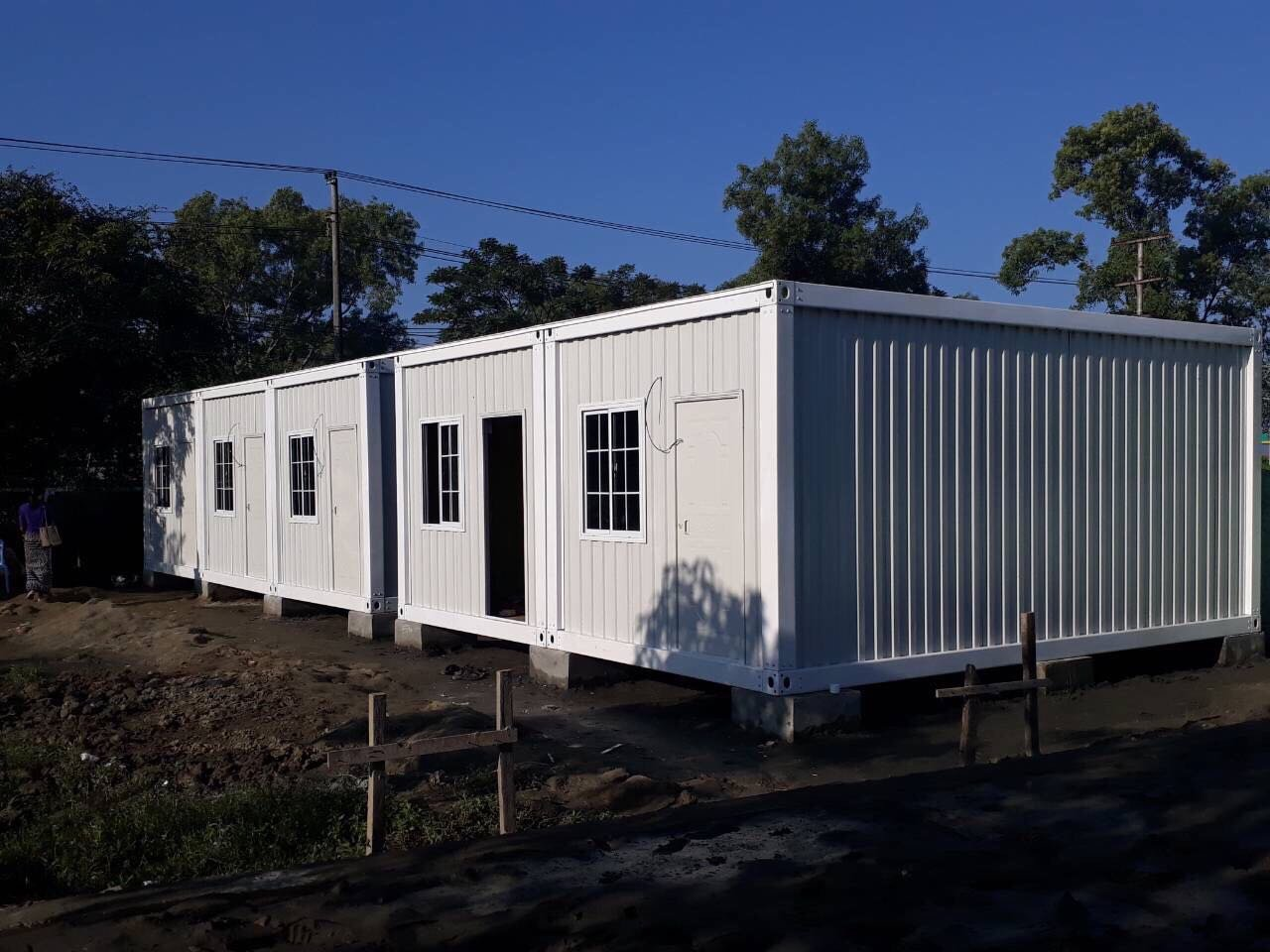 WELLCAMP, WELLCAMP prefab house, WELLCAMP container house Array image35