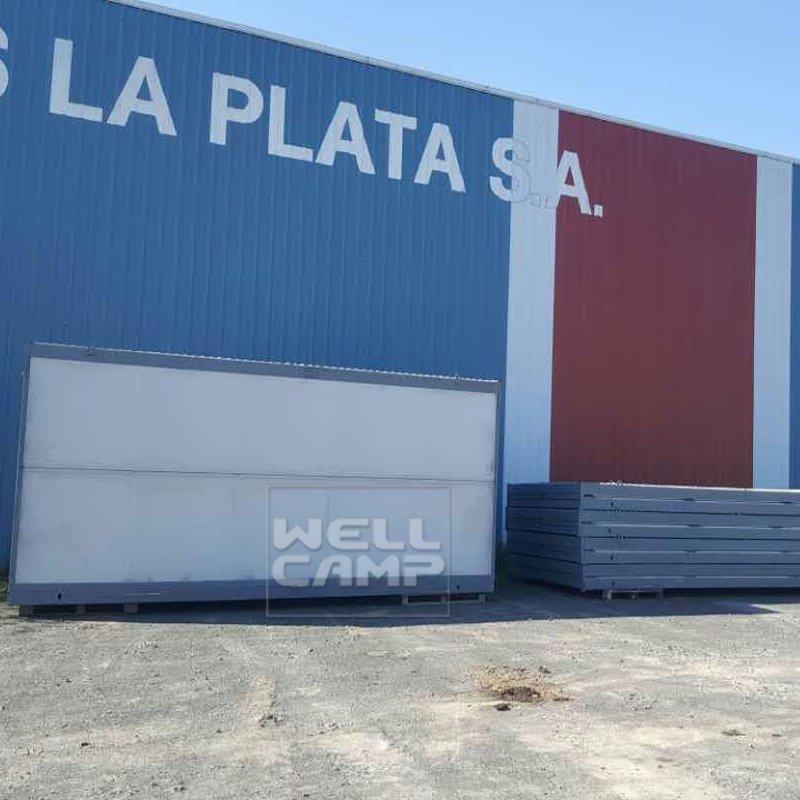 Wellcamp Sandwich Panel Prefab Villa in Argentina Project