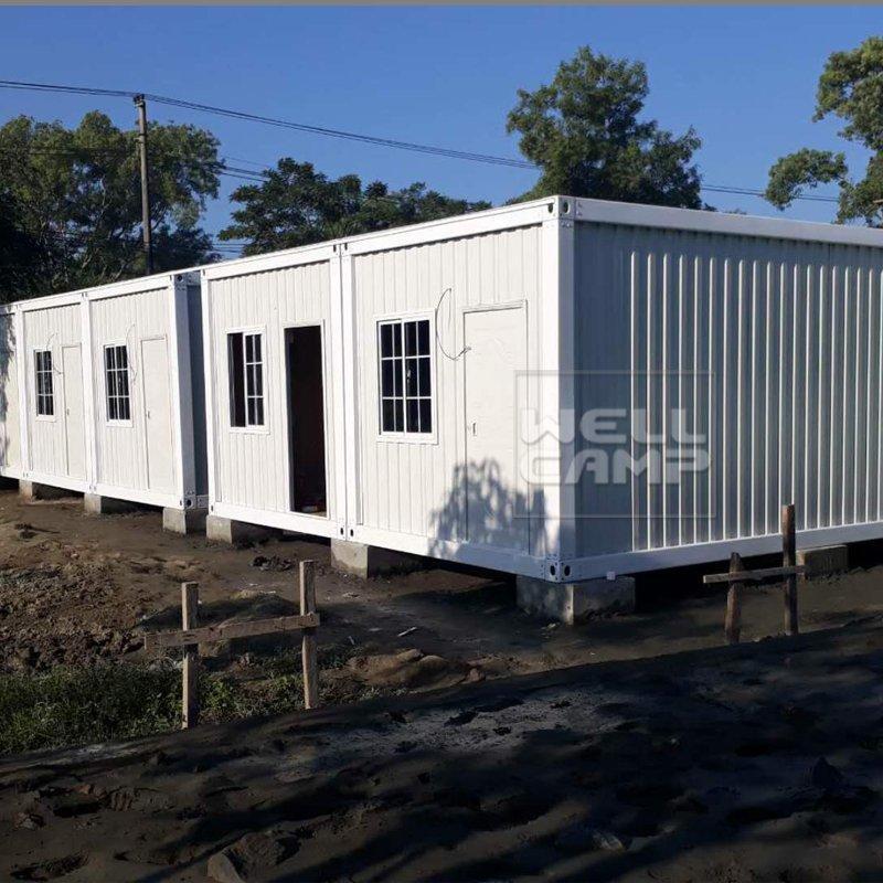 Light Steel Prefabricated Homes Project in Myanmar