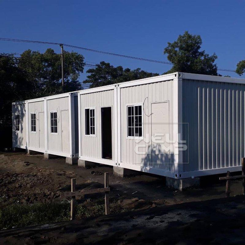 Light Steel Prefabricated Homes Project in Myanmar