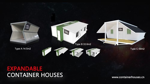 WELLCAMP, WELLCAMP prefab house, WELLCAMP container house-WELLCAMP Transformers Series 2018 - Foshan