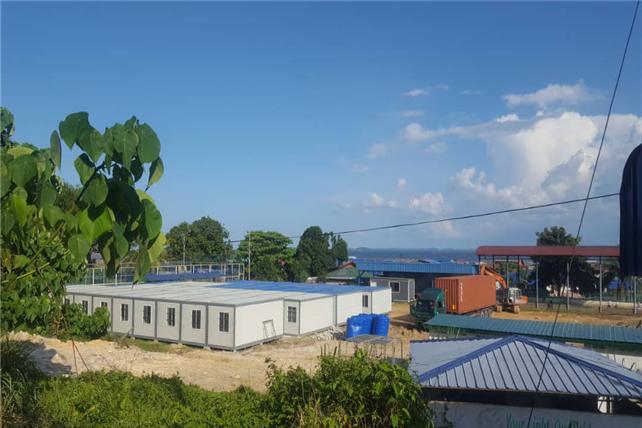 WELLCAMP, WELLCAMP prefab house, WELLCAMP container house-Container House - The Best Equipment For T-2