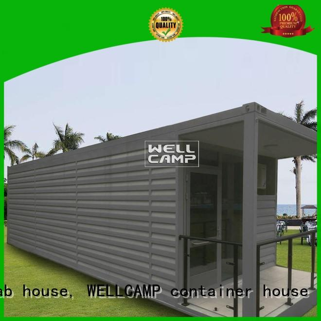 shipping container home builders resort for living WELLCAMP, WELLCAMP prefab house, WELLCAMP container house