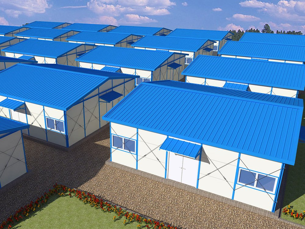 WELLCAMP, WELLCAMP prefab house, WELLCAMP container house Array K Prefabricated House image46