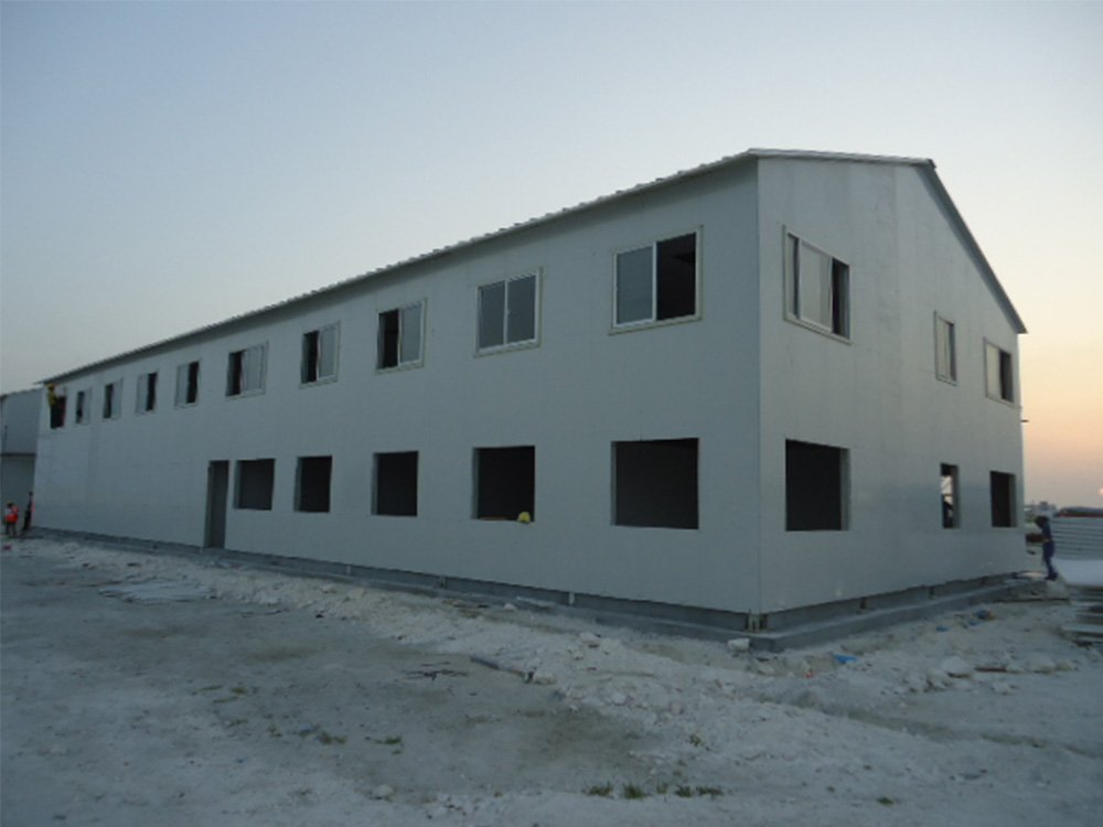 WELLCAMP, WELLCAMP prefab house, WELLCAMP container house Array K Prefabricated House image9