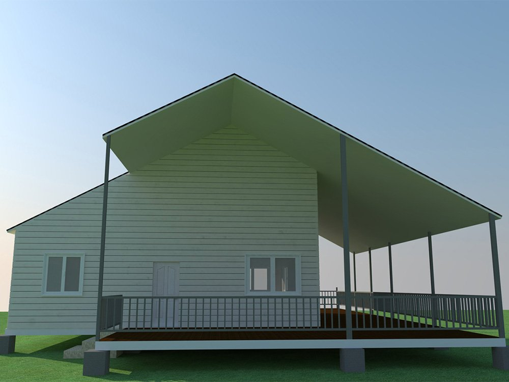 WELLCAMP, WELLCAMP prefab house, WELLCAMP container house Array K Prefabricated House image71