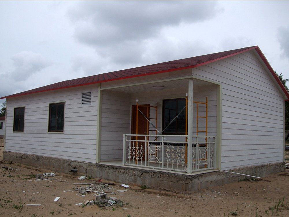WELLCAMP, WELLCAMP prefab house, WELLCAMP container house Array K Prefabricated House image160