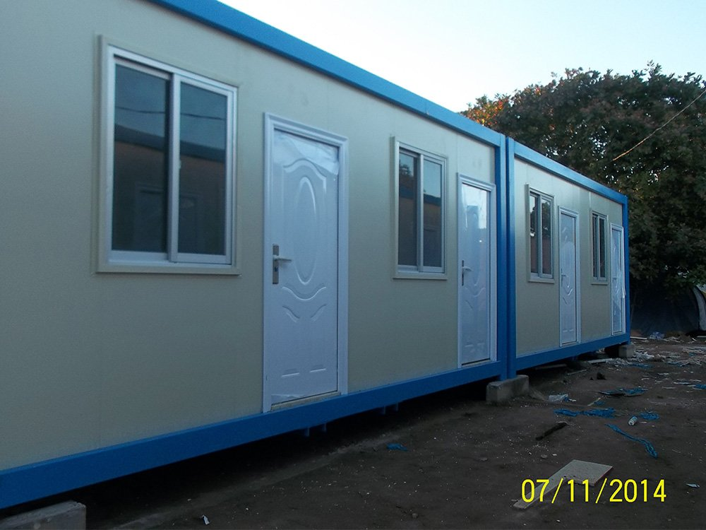 WELLCAMP, WELLCAMP prefab house, WELLCAMP container house Array K Prefabricated House image37