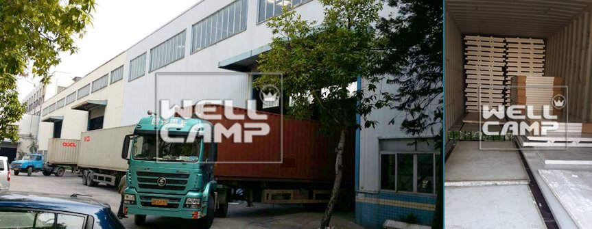 WELLCAMP, WELLCAMP prefab house, WELLCAMP container house Array K Prefabricated House image88