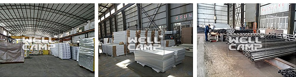 WELLCAMP, WELLCAMP prefab house, WELLCAMP container house Array K Prefabricated House image57