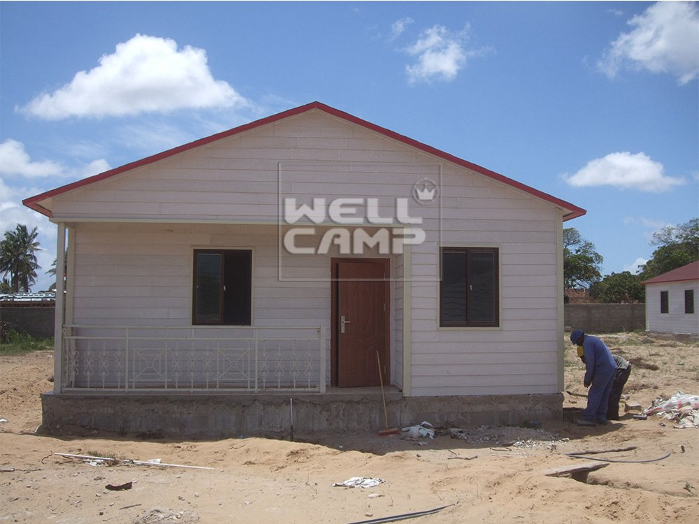 WELLCAMP, WELLCAMP prefab house, WELLCAMP container house Array K Prefabricated House image77