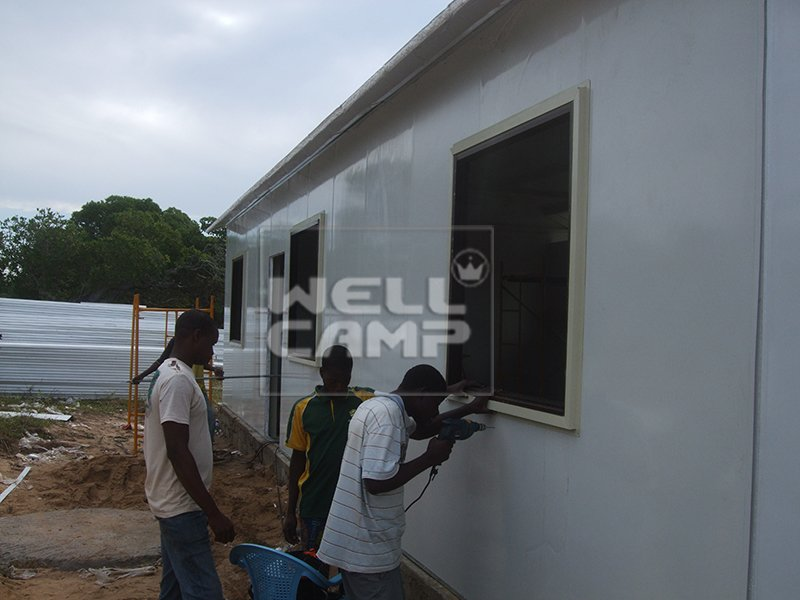 WELLCAMP, WELLCAMP prefab house, WELLCAMP container house Array K Prefabricated House image211