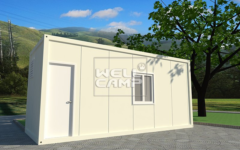 WELLCAMP, WELLCAMP prefab house, WELLCAMP container house Array K Prefabricated House image154