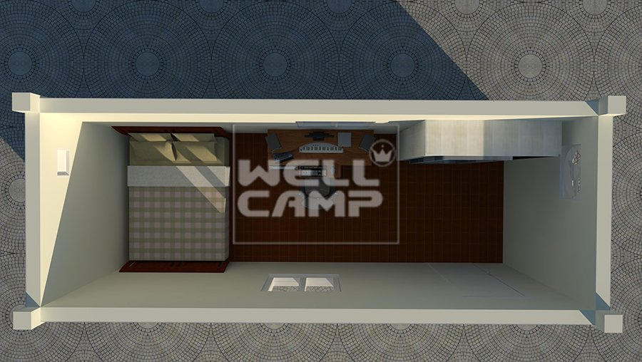 WELLCAMP, WELLCAMP prefab house, WELLCAMP container house Array K Prefabricated House image134