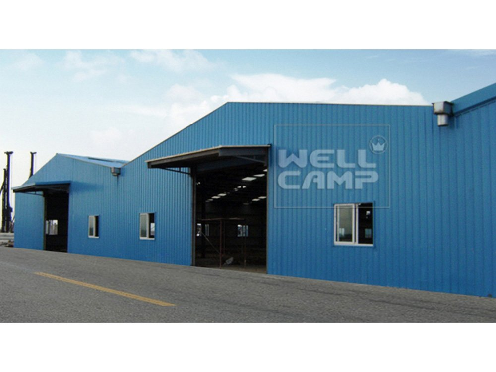 WELLCAMP, WELLCAMP prefab house, WELLCAMP container house Array K Prefabricated House image145