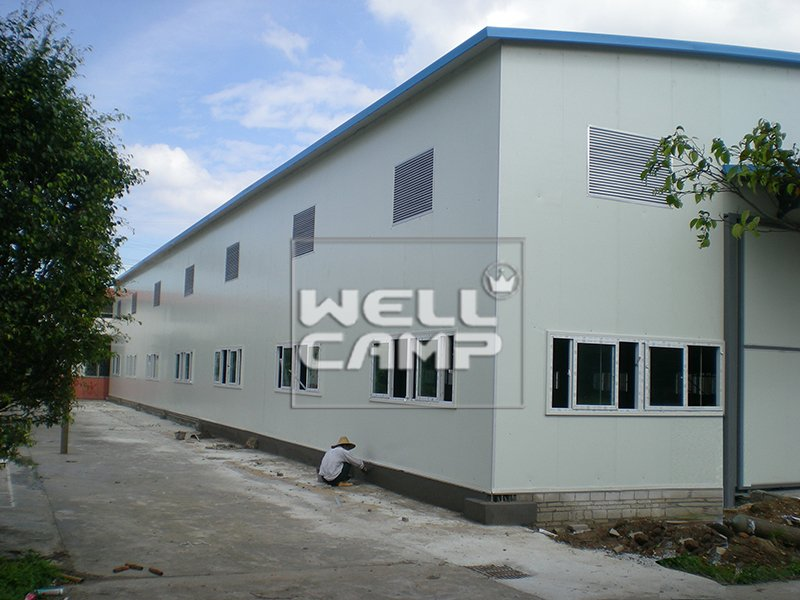 WELLCAMP, WELLCAMP prefab house, WELLCAMP container house Array K Prefabricated House image505