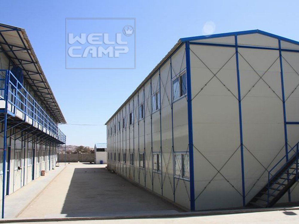 WELLCAMP, WELLCAMP prefab house, WELLCAMP container house Array K Prefabricated House image110