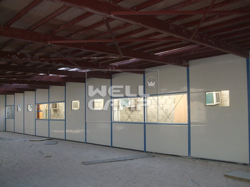 WELLCAMP, WELLCAMP prefab house, WELLCAMP container house Array K Prefabricated House image75