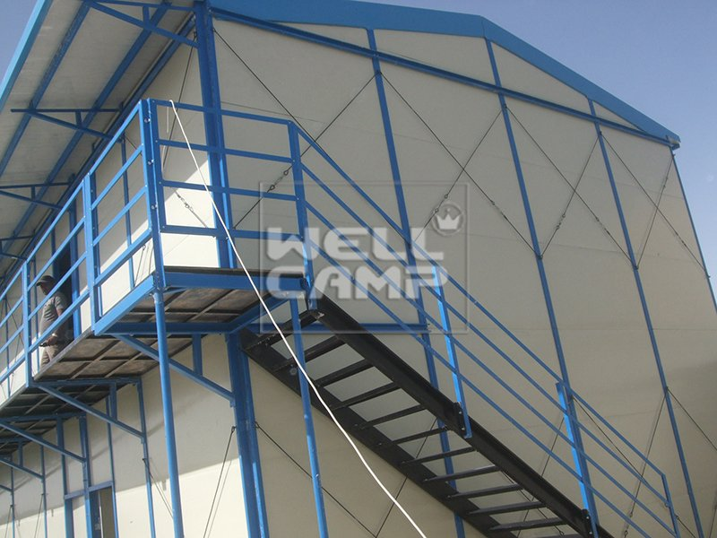 WELLCAMP, WELLCAMP prefab house, WELLCAMP container house Array K Prefabricated House image90