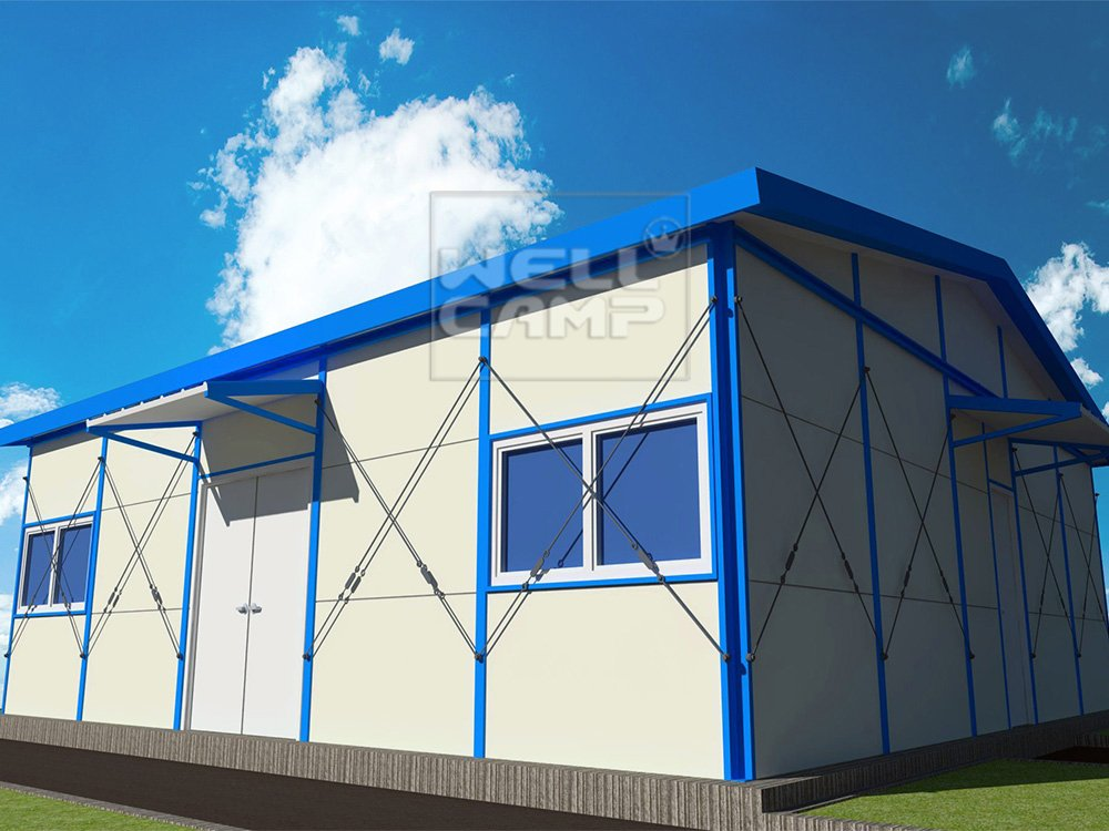 WELLCAMP, WELLCAMP prefab house, WELLCAMP container house Array K Prefabricated House image11