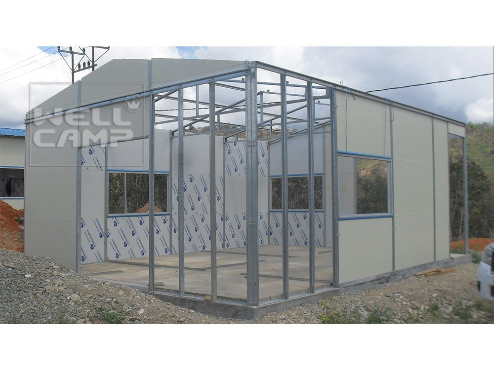 WELLCAMP, WELLCAMP prefab house, WELLCAMP container house Array K Prefabricated House image63