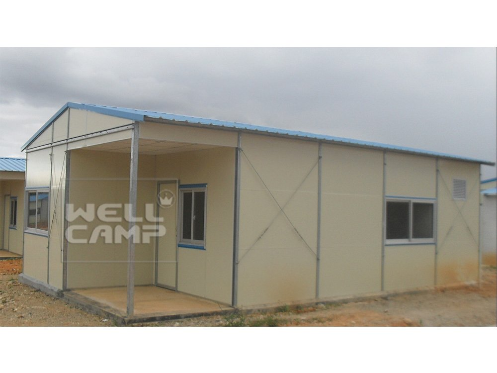 WELLCAMP, WELLCAMP prefab house, WELLCAMP container house Array image7