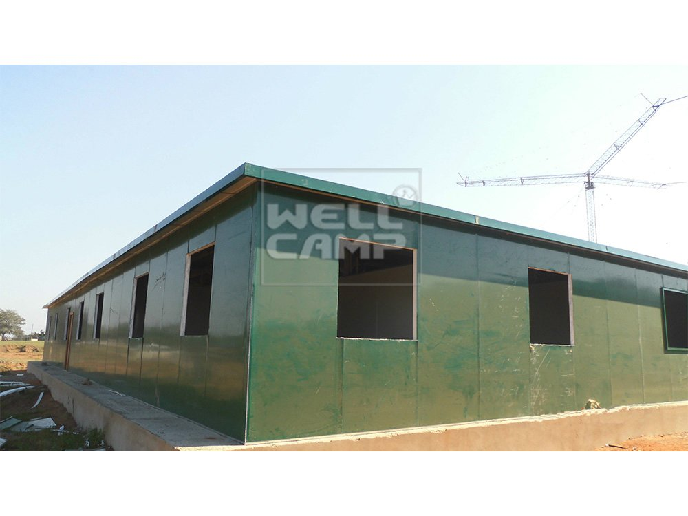 WELLCAMP, WELLCAMP prefab house, WELLCAMP container house Array image47