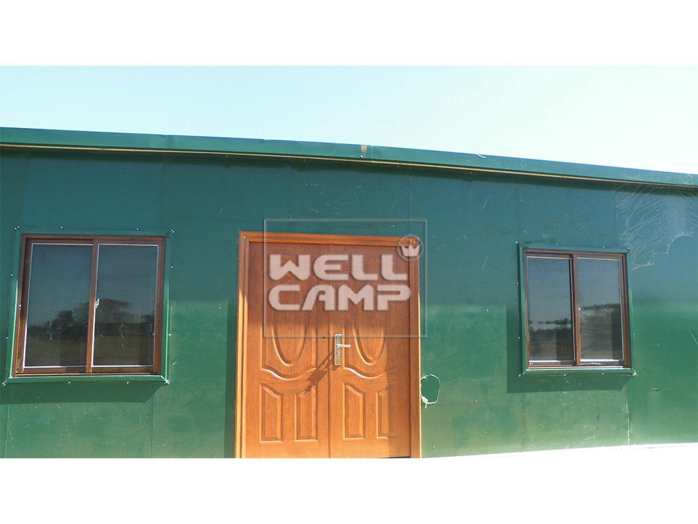 WELLCAMP, WELLCAMP prefab house, WELLCAMP container house Array K Prefabricated House image81