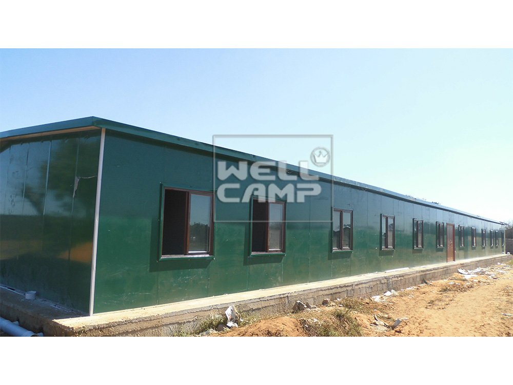 WELLCAMP, WELLCAMP prefab house, WELLCAMP container house Array K Prefabricated House image30