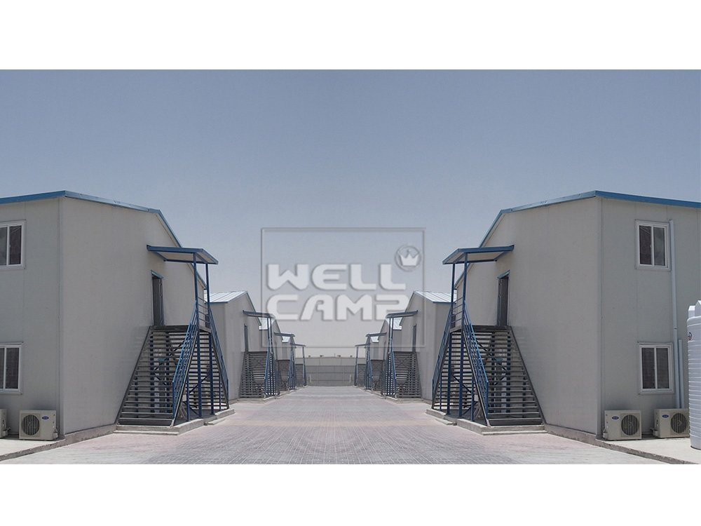 WELLCAMP, WELLCAMP prefab house, WELLCAMP container house Array K Prefabricated House image15