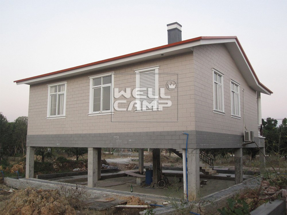WELLCAMP, WELLCAMP prefab house, WELLCAMP container house Array K Prefabricated House image94