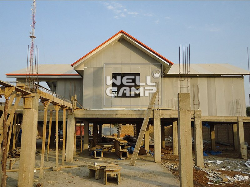 WELLCAMP, WELLCAMP prefab house, WELLCAMP container house Array K Prefabricated House image35