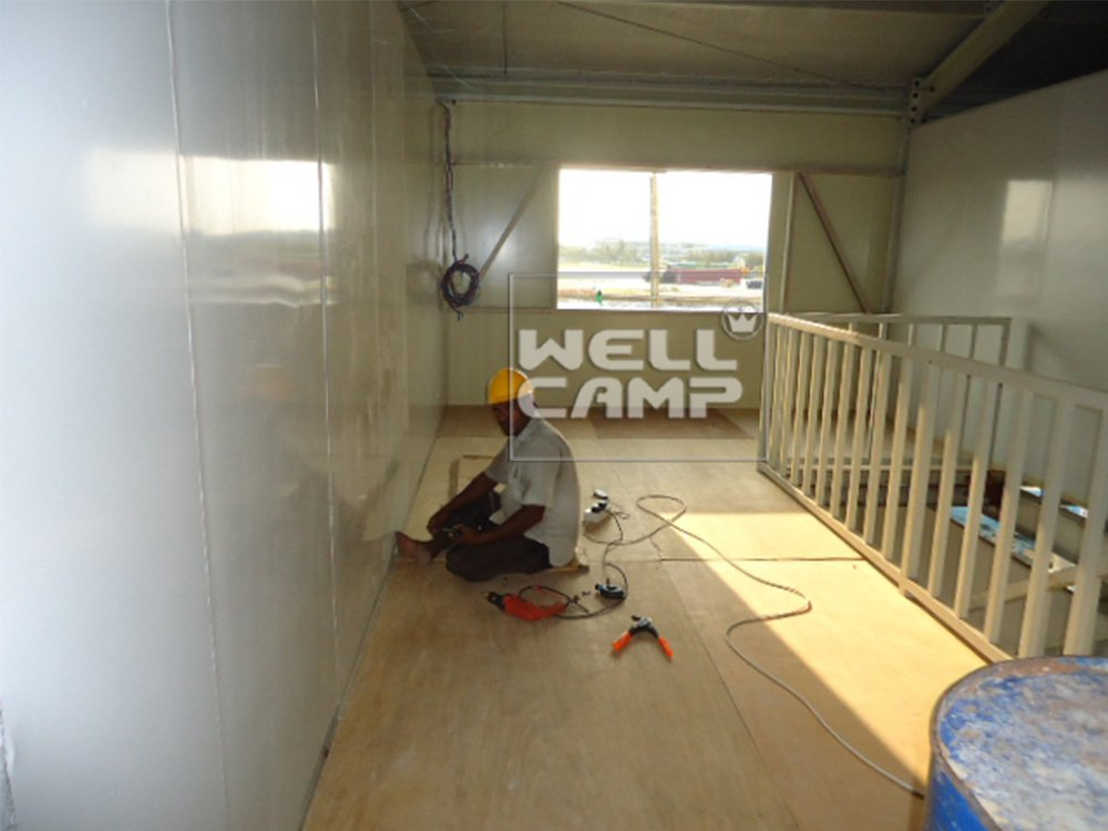 WELLCAMP, WELLCAMP prefab house, WELLCAMP container house Array image108