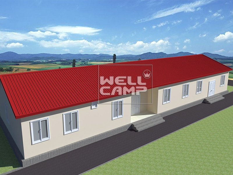 WELLCAMP, WELLCAMP prefab house, WELLCAMP container house Array K Prefabricated House image129
