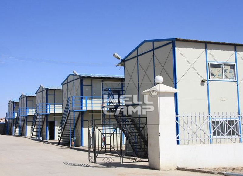 WELLCAMP, WELLCAMP prefab house, WELLCAMP container house Array K Prefabricated House image59
