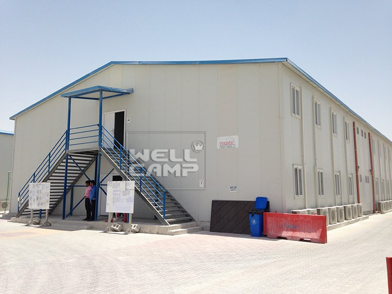 WELLCAMP, WELLCAMP prefab house, WELLCAMP container house Array K Prefabricated House image206