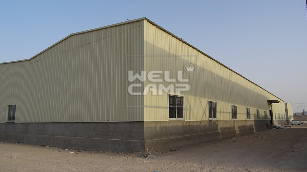 WELLCAMP, WELLCAMP prefab house, WELLCAMP container house Array K Prefabricated House image107