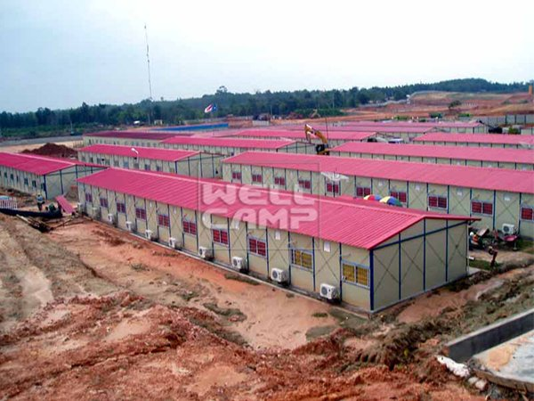 WELLCAMP, WELLCAMP prefab house, WELLCAMP container house Array K Prefabricated House image103