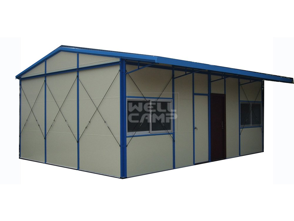 WELLCAMP, WELLCAMP prefab house, WELLCAMP container house Array K Prefabricated House image172