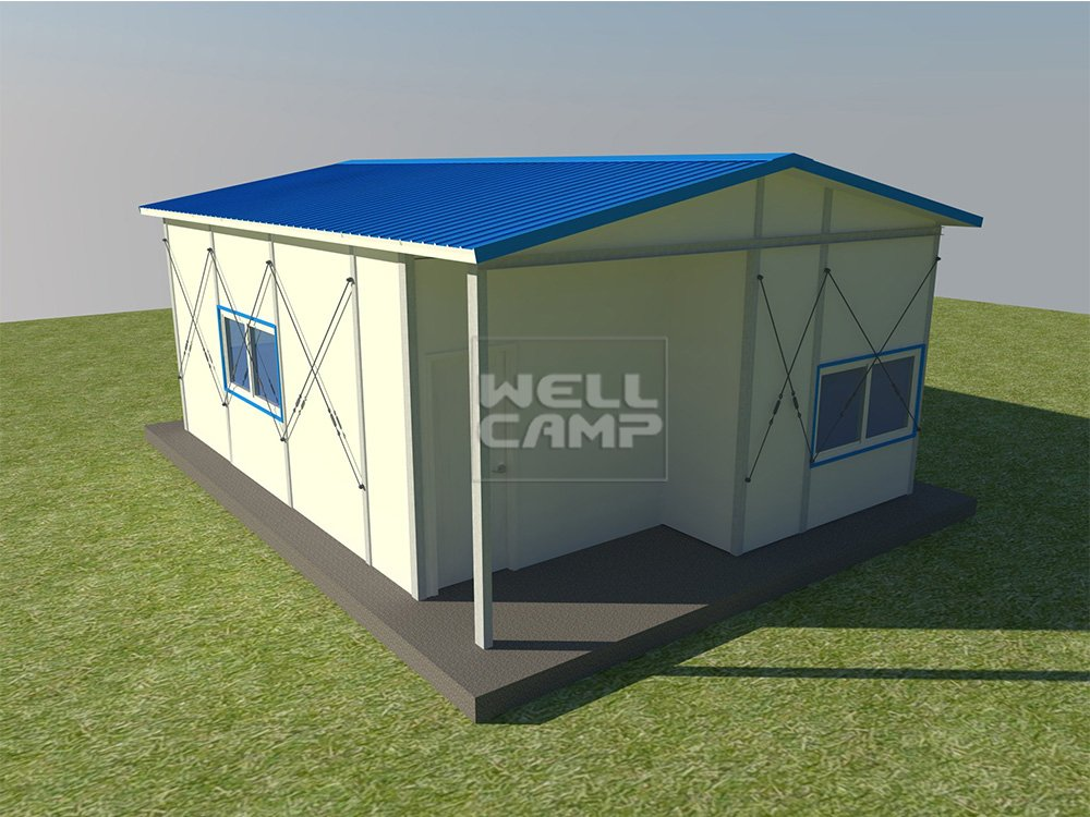 WELLCAMP, WELLCAMP prefab house, WELLCAMP container house Array K Prefabricated House image56