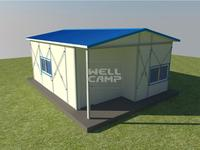 Fast Installed Economic Mobile Prefab Houses, Wellcamp K-8
