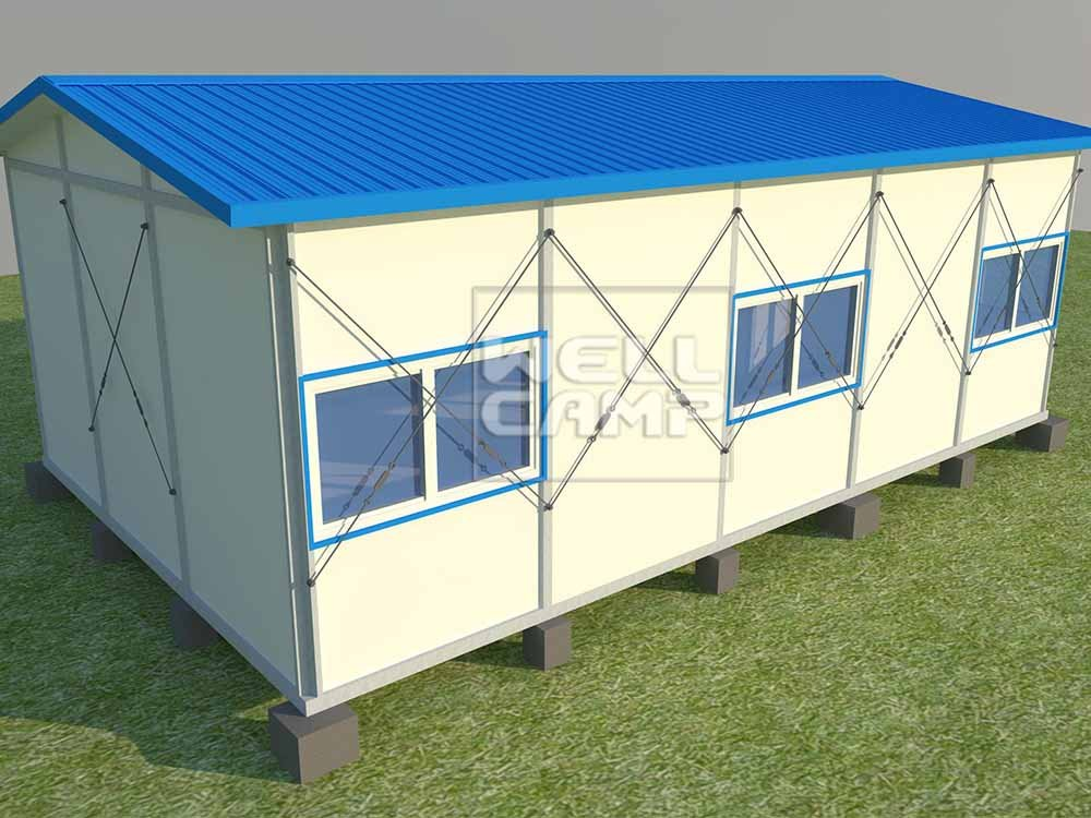 WELLCAMP, WELLCAMP prefab house, WELLCAMP container house Array K Prefabricated House image22