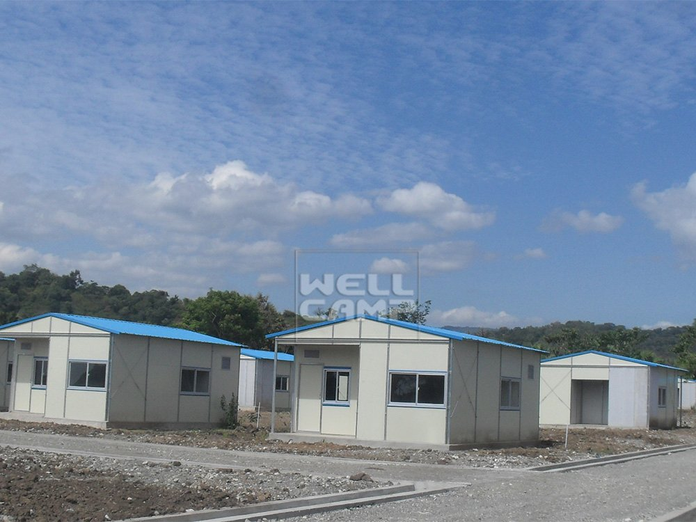 WELLCAMP, WELLCAMP prefab house, WELLCAMP container house Array K Prefabricated House image52