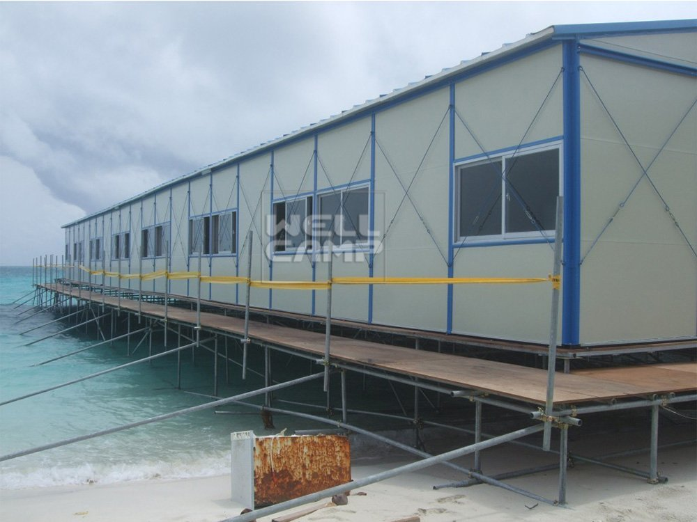 WELLCAMP, WELLCAMP prefab house, WELLCAMP container house Array K Prefabricated House image73